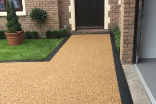 Resin Driveways Manchester by JP Surfacing